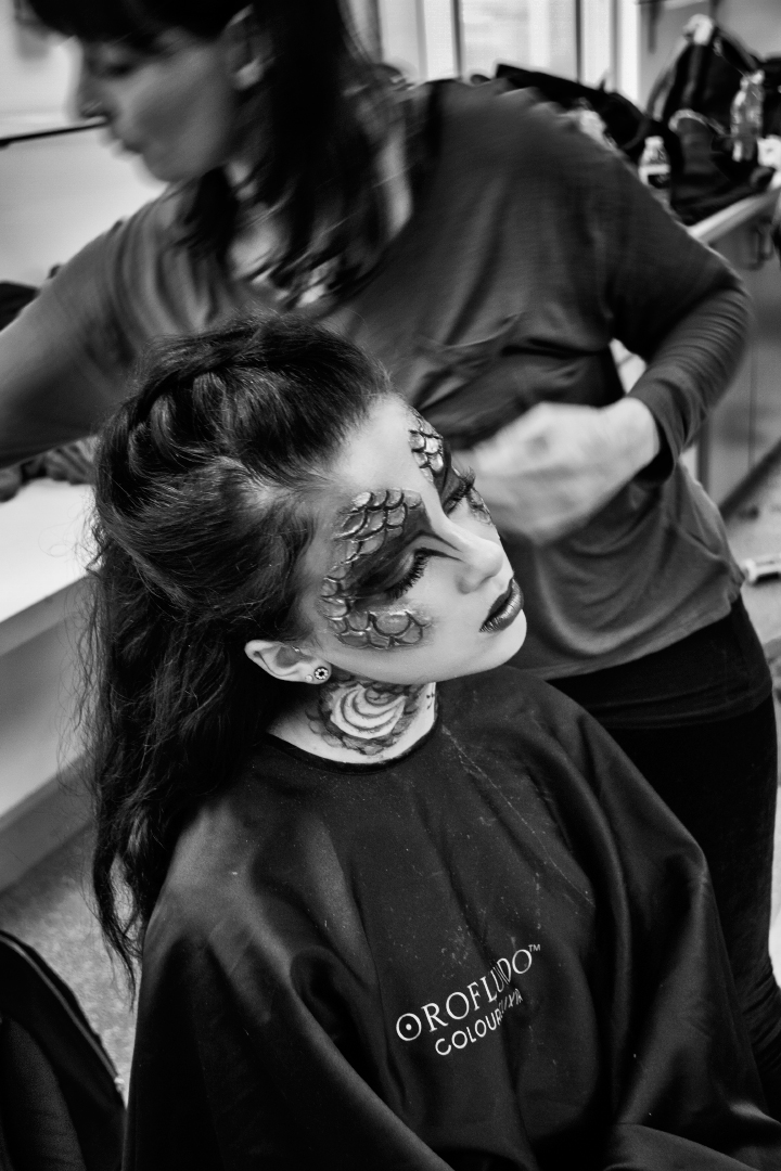 Victoria University Diploma of Specialist MakeUp 4 5